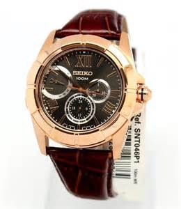 Rose Gold Seiko Watches for Men