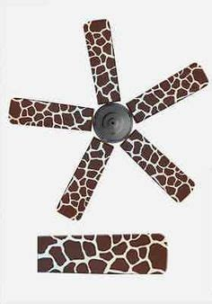 Ceiling Fan Blade Covers Home Depot by Giraffe Faux Leather Storage Ottoman By Modern Furniture