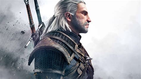 Witcher 3 Geralt Of Rivia UHD 8K Wallpaper