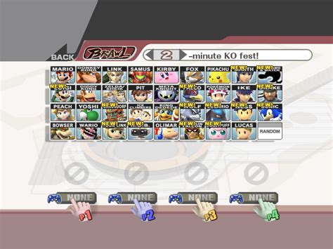 Super Smash Bros Brawl The Nintendo Wiki Wii