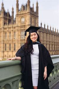 Graduation, Photo, Shoot, In, Westminster, London