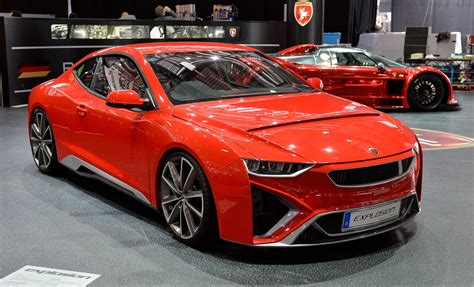 Sports Car by Gumpert Explosion German Supercar Brand Back With 313kw