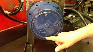 Excavator Final Drive Motor