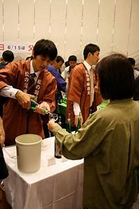 Kikizake: Sake and Shochu Tasting Event | Kyoto Foodie ...