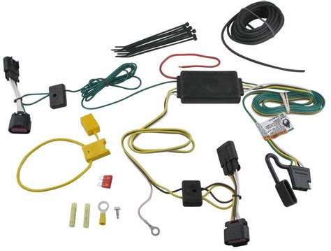 custom fit vehicle wiring  tow ready   equinox