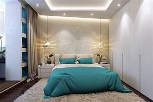 Cream Brown Rust Bedroom Design Ipc135 - Unique Bedroom