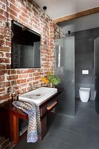 17, Stunning, Industrial, Bathroom, Designs, You, U0026, 39, Ll, Love