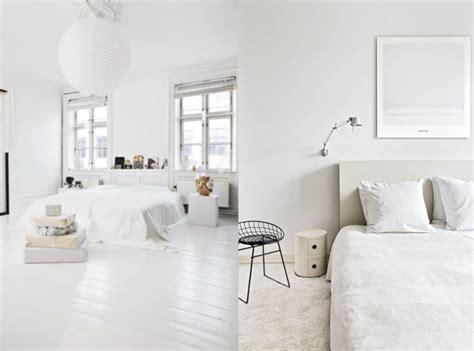 decoration chambre blanche decoration chambre toute blanche visuel 5