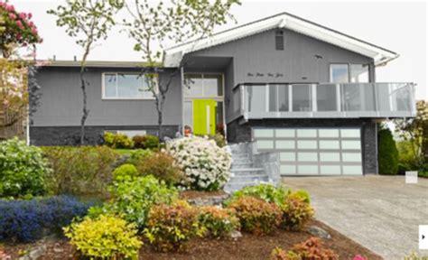 bi level homes interior design how to modernize my mid century split level house exterior