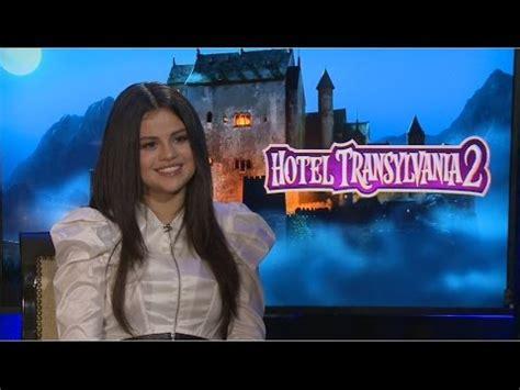 HOTEL TRANSYLVANIA 2 - Selena Gomez & Genndy Tartakovsky ...