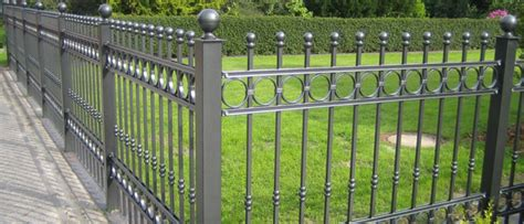 London Garden Fencing metal fencing london wrought iron gates panels and posts