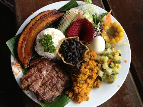 cuisine okay authentic costa food near volcan arenal