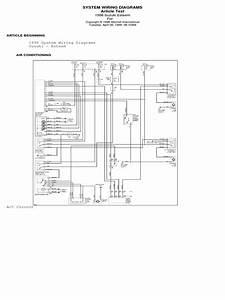 Ec48a5c 1996 Suzuki Sidekick Fuse Box
