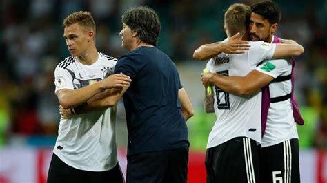 تيمو فيرنر منح منتخب ألمانيا التقدم على إسبانيا في الدقيقة 51 قبل أن يتعادل منتخب إسبانيا في الوقت بدلا من الضائع. منتخب ألمانيا يعتذر لنظيره السويدي - صحيفة كورة سودانية الإلكترونية