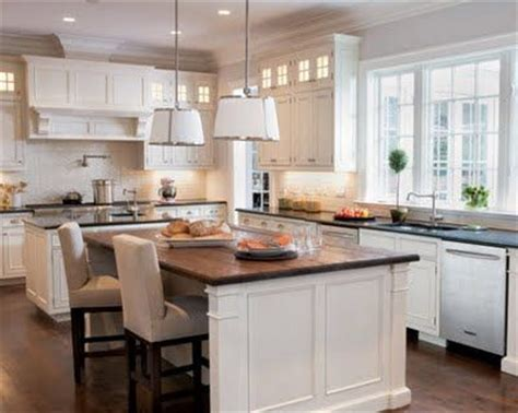 most efficient kitchen layout if space allows the double island is the most efficient layout for a kitchen it allows for