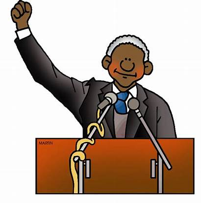 Mandela Clipart Nelson Abolitionist Clip History Abolition