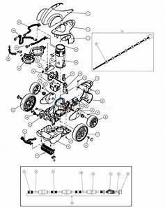 Pentair Racer Pressure Side Cleaner Parts