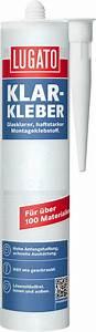 Kleber Für Aluminium : lugato klar kleber kunststoff fugendichtmasse acrylat ~ A.2002-acura-tl-radio.info Haus und Dekorationen