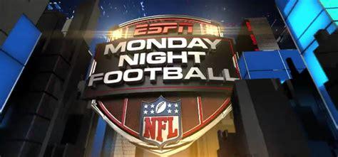 espns  monday night football schedule espn