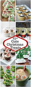 25+ Cute Christmas Treats | NoBiggie