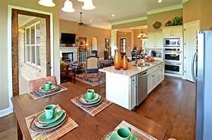 Alluring Kitchen Floor Plans With Islands Decorating