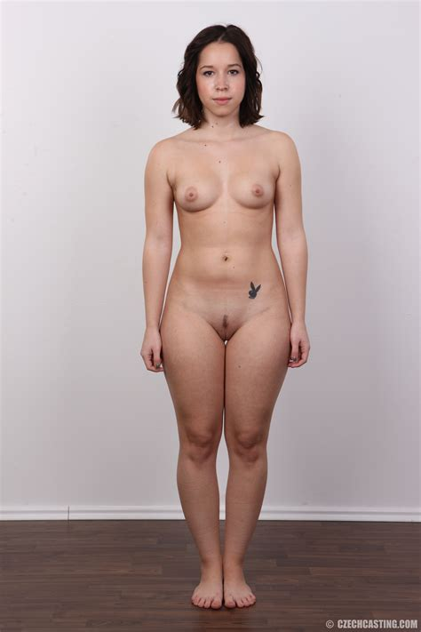 Casting275 In Gallery Standing Czech Casting Full