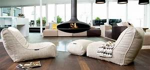 bean bag furniture for designer interiors outdoor bean bags With bean bag type furniture