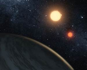 Kepler-16b: In the Light of Two Suns | NASA