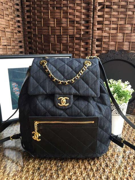 chanel backpack id forsaleaatyybagscom chanel green leather handbag chanel pocket