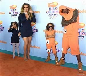 Mariah Carey, Nick Cannon et les jumeaux : Famille unie ...