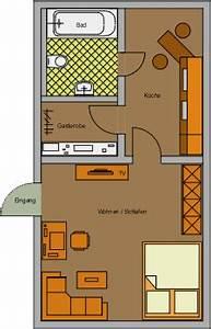 35 Qm Wohnung Einrichten : wohnung 1 im appartementhaus central nordhausen ~ Markanthonyermac.com Haus und Dekorationen
