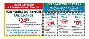 car wash coupon template automotive news With car wash coupon template