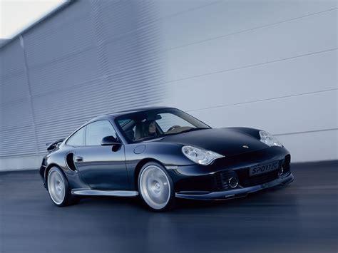 Porsche 996 Turbo. MotoBurg
