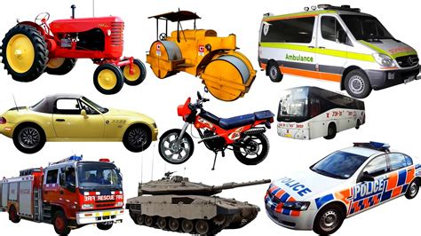 truck car cars and trucks street vehicles the kids educational