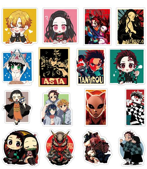 slayer sticker kamado tanjirou graffiti stickers