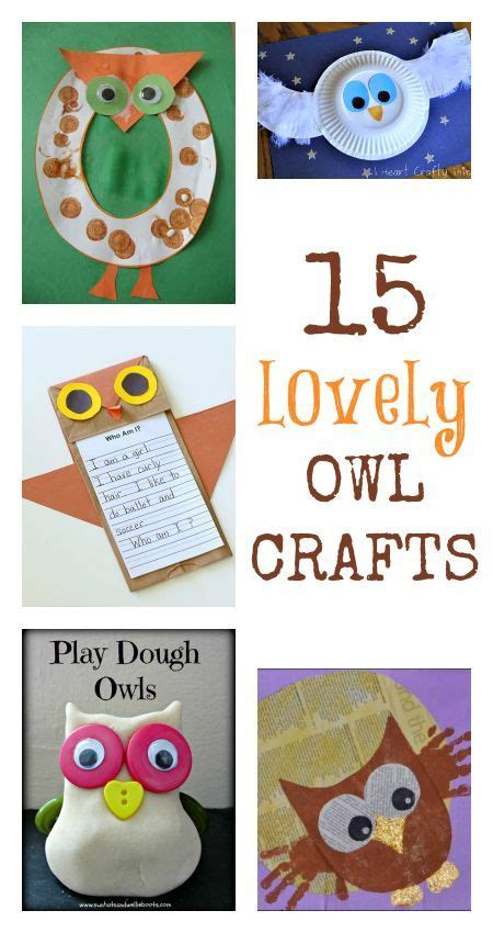 25 unique owl crafts preschool ideas on owl 674 | 8bb075c35f422fd15139620381acd070 owl crafts crafts for kids