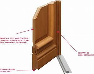 Joint Porte Entrée : porte d 39 entr e en bois rustik porte d 39 entr e en bois ~ Edinachiropracticcenter.com Idées de Décoration