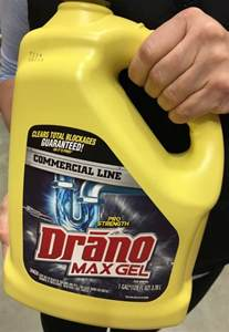best shower drain cleaner two ingredient natural