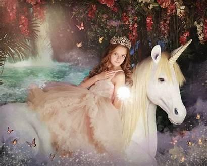 Unicorn Fairies Unicorns Enchanted Princess Ethereal Javascript