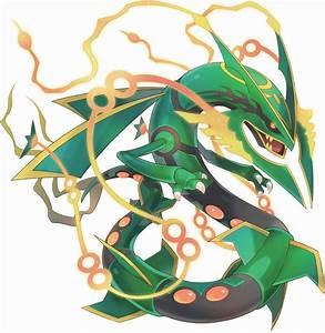 Mega Rayquaza | Pokemon Mega Evolution | Pinterest ...