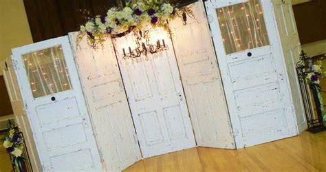 Vintage Door Backdrop Wedding Pinterest Vintage