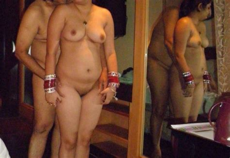 Sexy Indian Girls First Night Hot Pics While Having Sex On