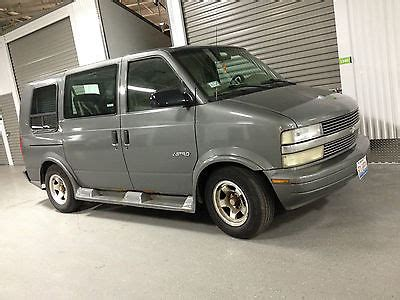 1998 Chevy Astro Mpg by 1998 Astro Cars For Sale