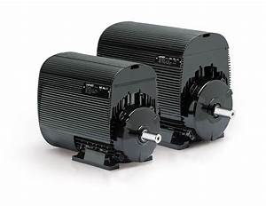 Synchronous PM electric motor with Integrated Drive IE4
