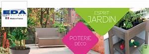 marque eda With amenagement de jardin exterieur 17 eda plastiques jardin maison plein air luges la
