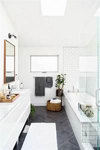 Idée Meuble Salle De Bain : mille id es d am nagement salle de bain en photos ~ Teatrodelosmanantiales.com Idées de Décoration