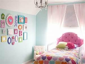 Décoration Murale Chambre Fille : peinture chambre enfant 70 id es fra ches ~ Teatrodelosmanantiales.com Idées de Décoration