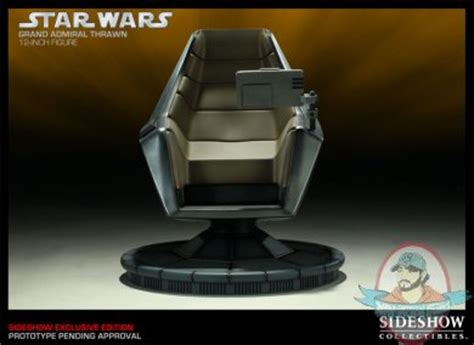 scale star wars grand admiral thrawn  chair exclusive
