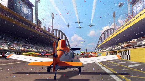 Planes (2013) Music Soundtrack & Complete List Of Songs