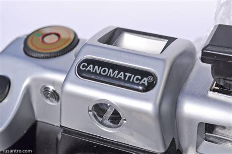 Canomatica - kā realitāti, padarīt par vēsturi.